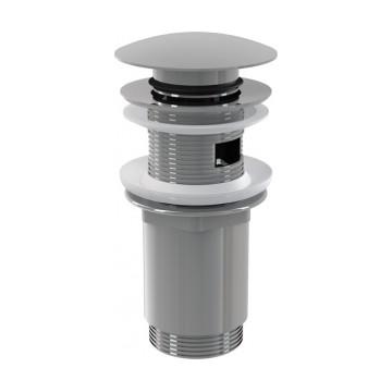 Pileta za lavabo click-clak 5/4 metal A 391