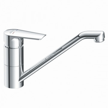 Jednoručna slavina za sudoperu (model sa 3 cevi) Minotti Prima 4114-3