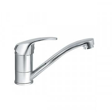 Jednoručna slavina za sudoperu kratka lula ( model sa 3 cevi ) Minotti Eva 7114S-3