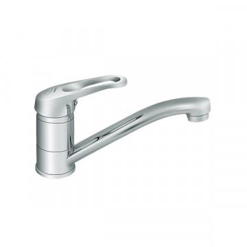 Jednoručna baterija za sudoperu kraća 2 cevi Minotti Veneto 8114-S
