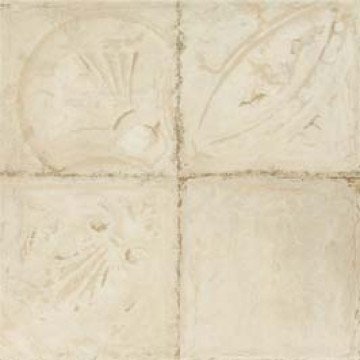 Umbria Bianco Formella FT/DE 45x45x0,9cm
