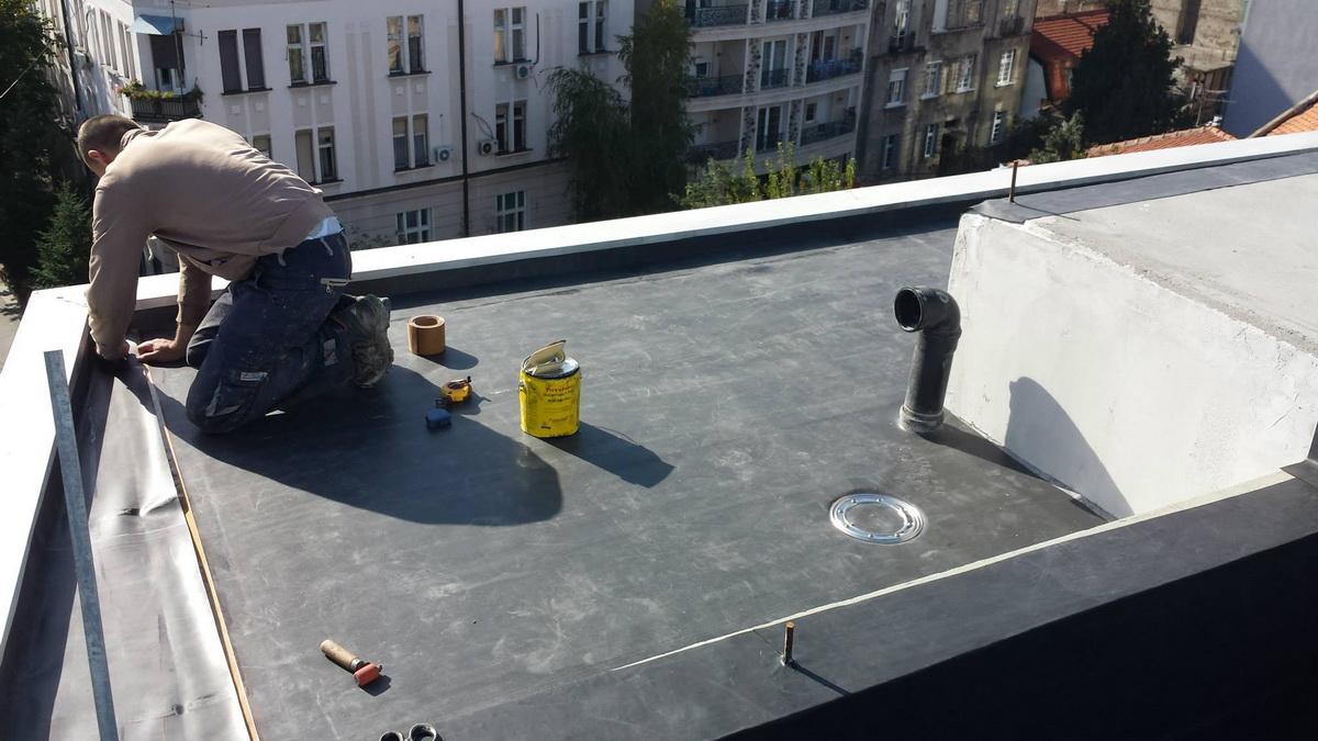 Hidroizolacija ravnih krovova 17
