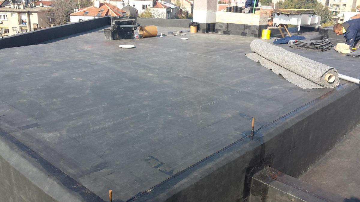 Hidroizolacija ravnih krovova 19