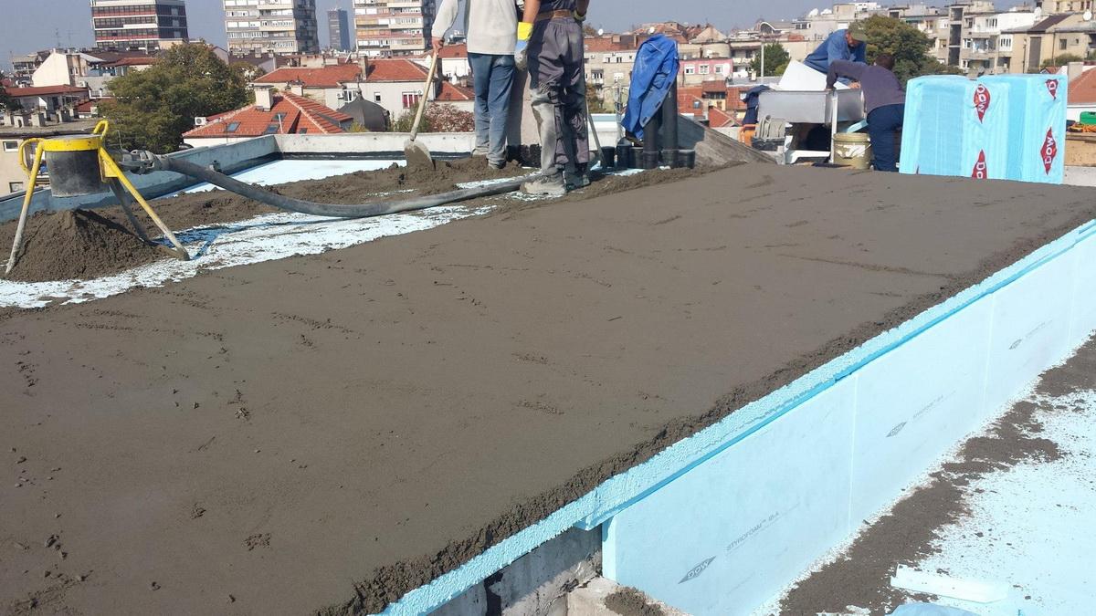 Hidroizolacija ravnih krovova 22