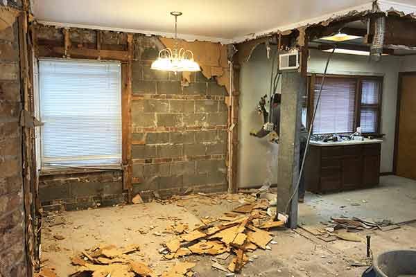 Adaptacija i Renoviranje kuće, demontaže i rušenja